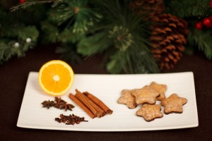 Zöld karácsony: Ételek