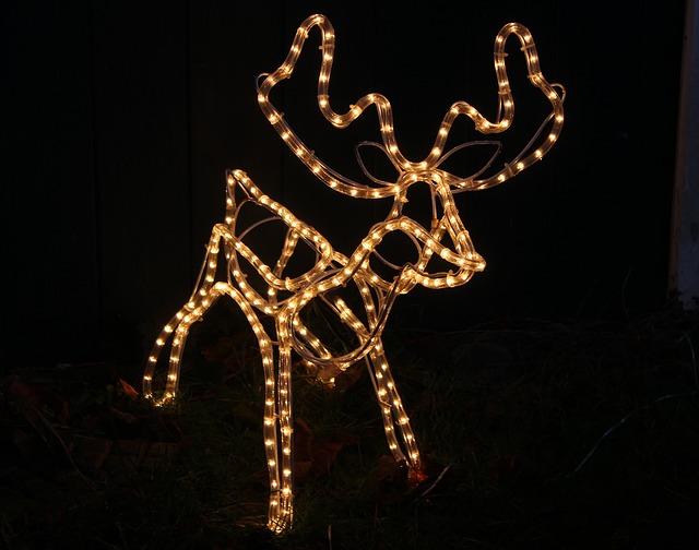 Zöld karácsony: Ünnepi fények