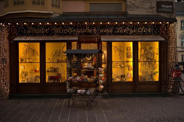 Zöld karácsony: Vásárlás