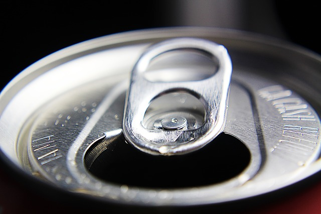 Alkossunk alumínium italos dobozokból!