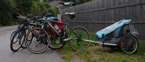 17 ok, amiért érdemes kerékpárral és sátorral családi túrára indulnotok