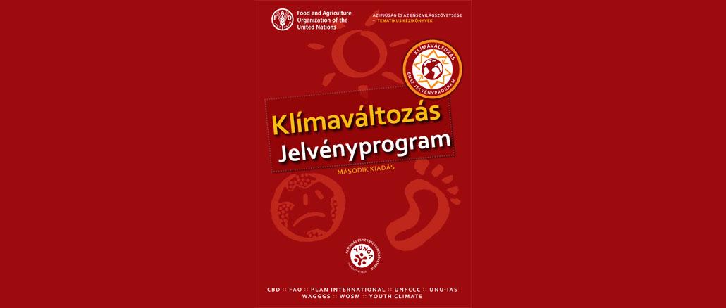 Hasznos és ingyenes oktatóanyag: ENSZ Klímaváltozás Jelvényprogram