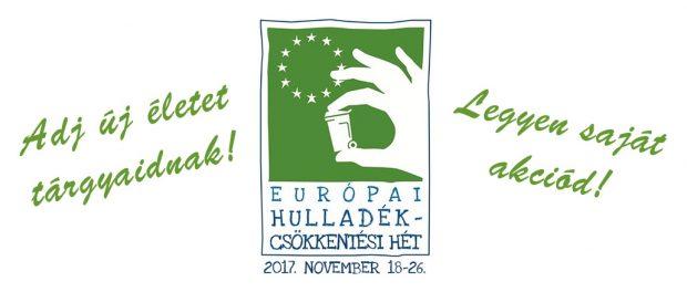 Tervezz saját akciót az Európai Hulladékcsökkentési Hétre