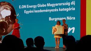 E-ON Energy Globe Magyarország díjat nyert a Zöld Matek