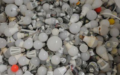 Rossz izzók, fénycsövek, LED-lámpák… vidd a lámpahulladék-gyűjtőbe