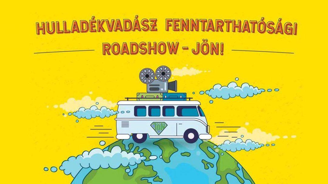 Országos fenntarthatósági Roadshow készül