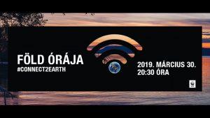 Legyen sötét szombat este - Föld Órája 2019