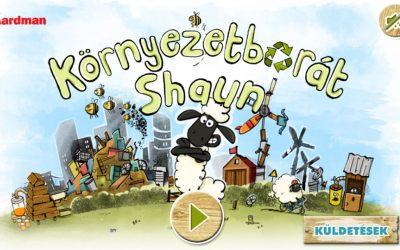 Ismerd meg Környezetbarát Shaunt