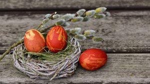 Környezetbarát húsvéti ötletek
