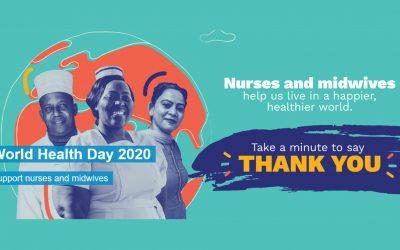 Mondj te is köszönetet az ápolóknak és szülésznőknek az Egészség Világnapján