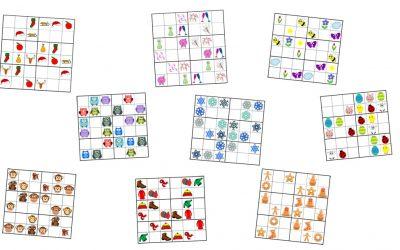 Sudoku-gyűjtemény: az összes eddig megjelent Zöld Matek sudoku egy helyen