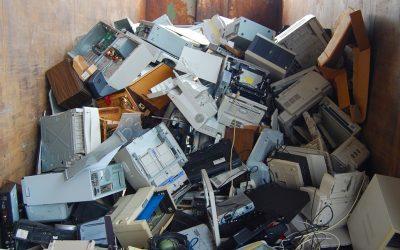 Ez történik a világ elektronikai hulladékaival