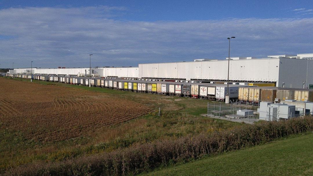 Az élelmiszerpazarlásról: szállítás és feldolgozás